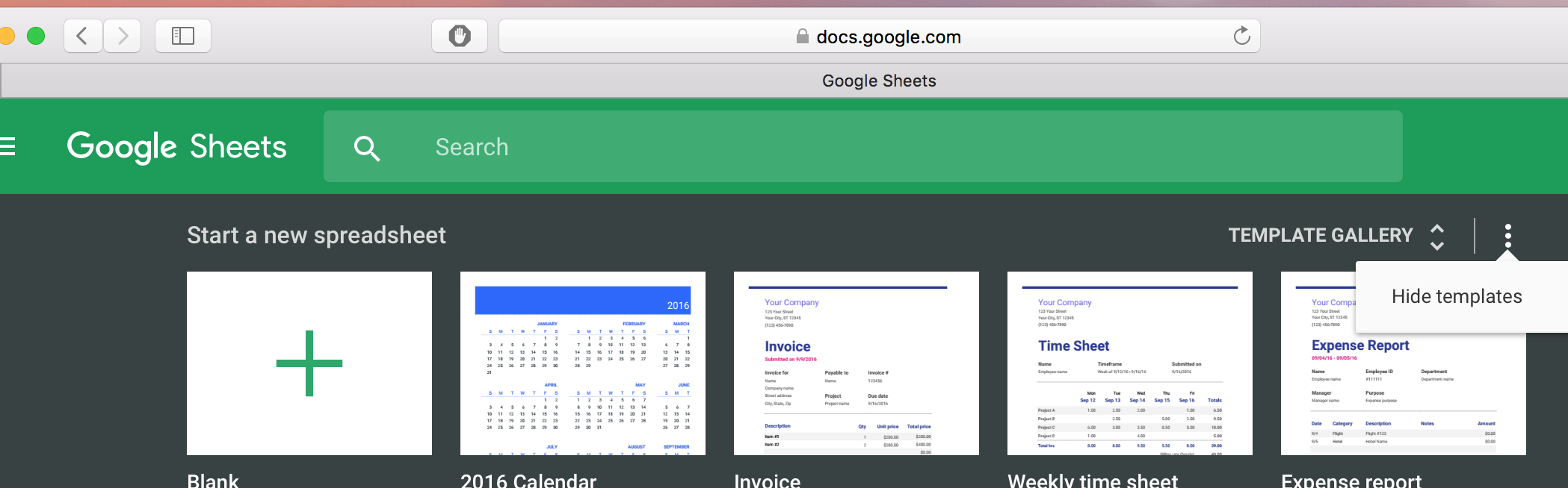 How To Hide Google Sheets Template Software Strategy And Management